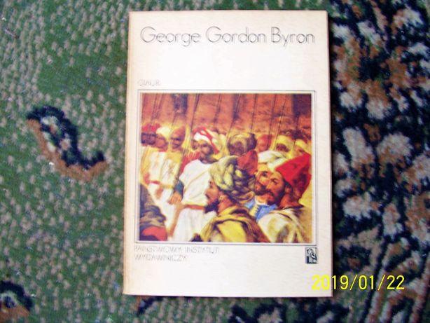 Giaur G,G Byron