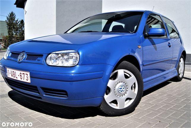 Volkswagen Golf 1.9 TDI 110 KM, Niski Gwarantowany Przebieg...