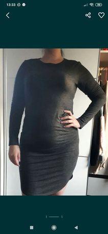 Sukienka plus  size h&m 44 46