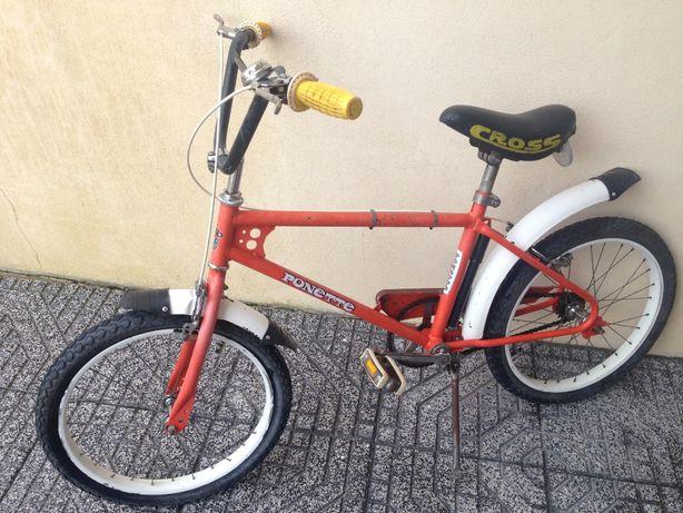 "Bicicleta Sirla Ponette ""rara"""