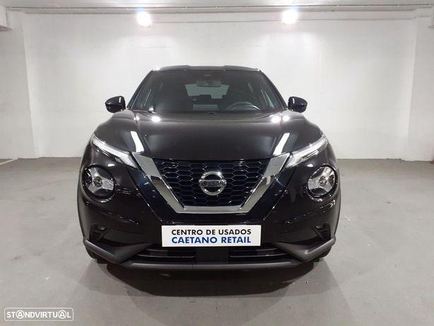 Nissan Juke DIG-T (114 CV) M/T ACENTA
