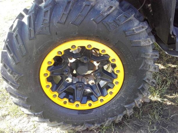 Opony ATV Itp terracross 25x10x12 i 25x8x12 jak Nowe USA