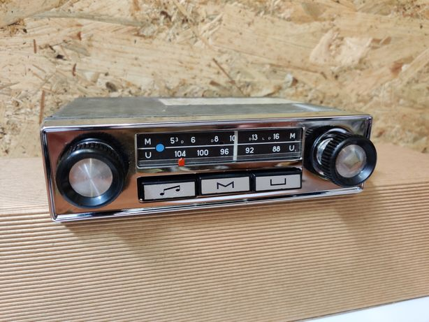 Radio Blaupunkt Mannheim S Unikat 1969 rok VW T1  Mercedes