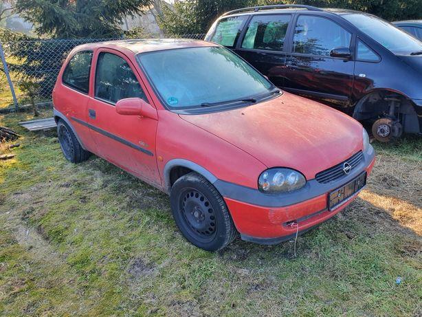 Opel Corsa 1.2 benzyna webasto