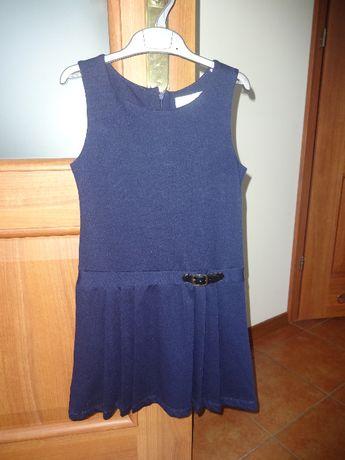 Sukienka granatowa wizytowa Cool Club rozmiar 140