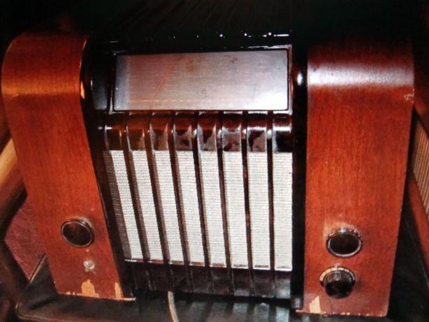 Stare Radio przedwojenne Blaupunkt Phillips Saba Wega Mende  Art Deco