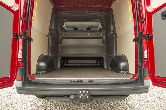 MAN TGE/VW crafter furgon L3 - ZABUDOWA BUSA - PODŁOGA - sklejka 12mm