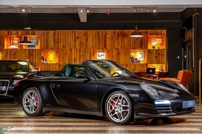 Porsche 997 Carrera 4S Cabrio PDK