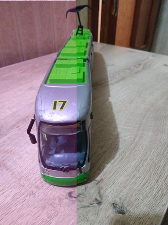 Продам трамвай