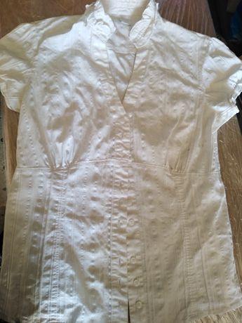 Bluzka biała r 42 Camaiue