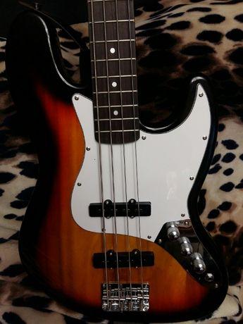Бас гитара Glarry