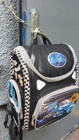 Портфель рюкзак в школу для мальчика б.у