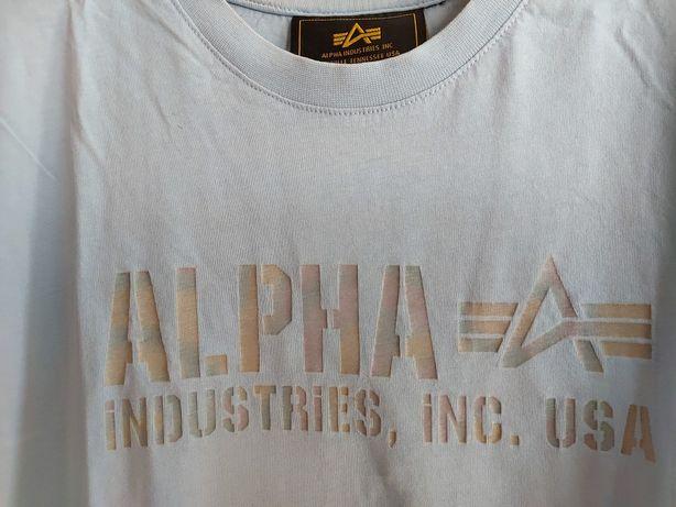 Koszulka, t-shirt, Alpha Industries, rozm S