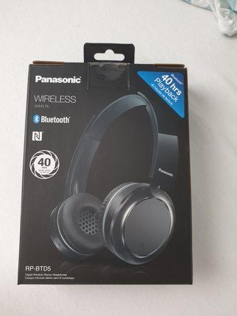Słuchawki BT NFC Panasonic
