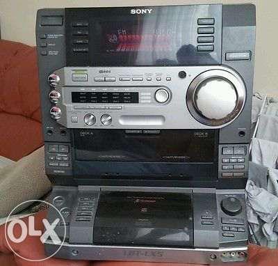 Aparelhagem Sony lbt-lx 5
