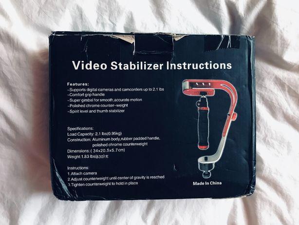 Gimbal - stabilizator/uchwyt do aparatu, lustrzanki, kamery