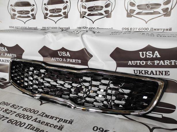 Решетка Радиатора Kia Forte Cerato 2016-2018 - бампер капот крыло