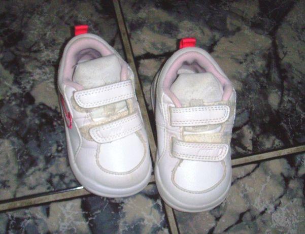 buciki Nike niemowlęce rozm.19,5 / 11 cm/