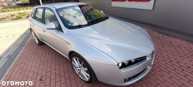 Alfa Romeo 159 Alfa Romeo 159 2.4 JTD 200KM SPECIAL EDITION