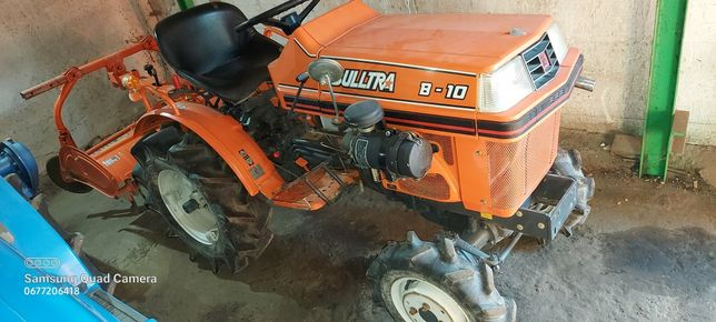 Продам трактор Kubota B-10