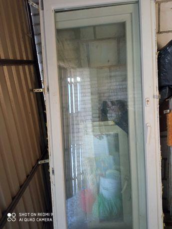 Okno tarasowe pcv