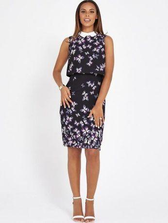 Шикарное Новое Платье от Rochelle Humes в размере S
