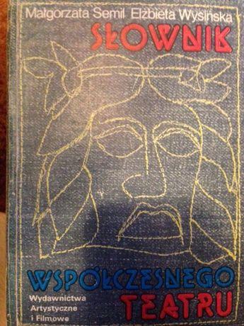 Słownik współczesnego teatru