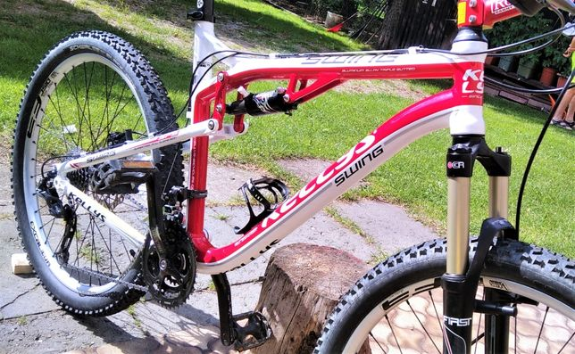 Rower Kellys Swing full, enduro, xc, Rst
