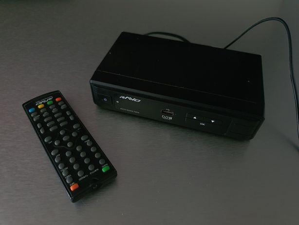 dekoder DVBT RAVO TWIN DVB-T nagrywanie telewizja