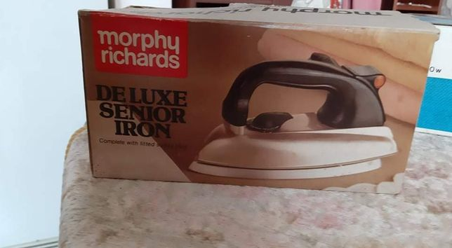 Ferro de Engomar Morphy Richards