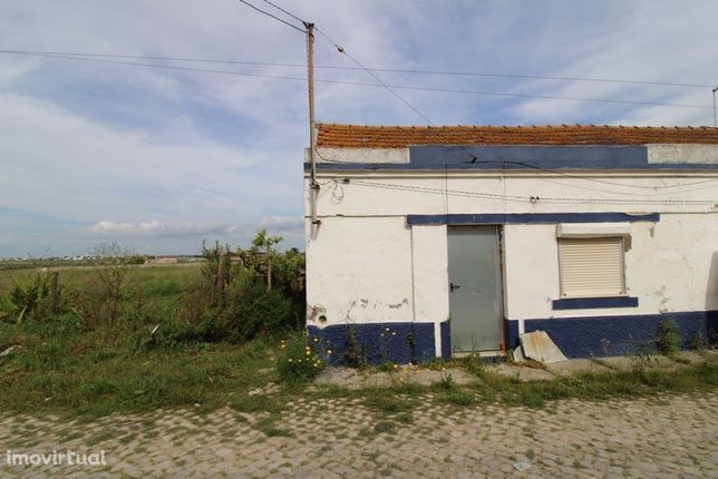 Moradia Isolada T2 em Alhos Vedros