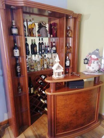 Bar mais balcão sem bebidas