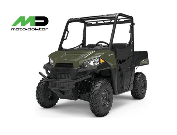 Polaris Ranger 570 EPS Sage Green traktor Moto-Doktor
