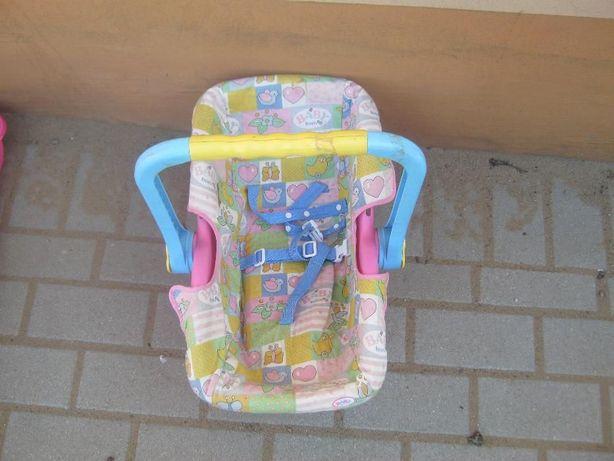 baby born nosidełko dla lalki 2 sztuki