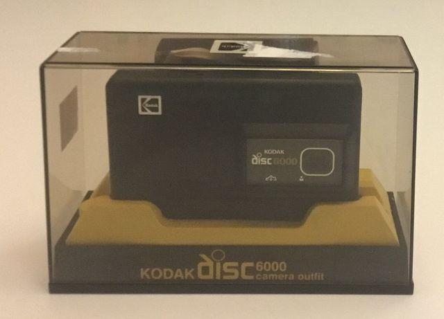 dzis KODAK DISC 6000 camera,aparat fotograficzny nowy