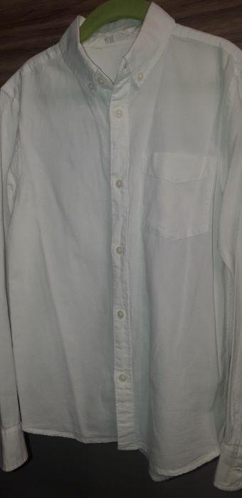 Biała koszula chłopięca h&m Legnica - image 1