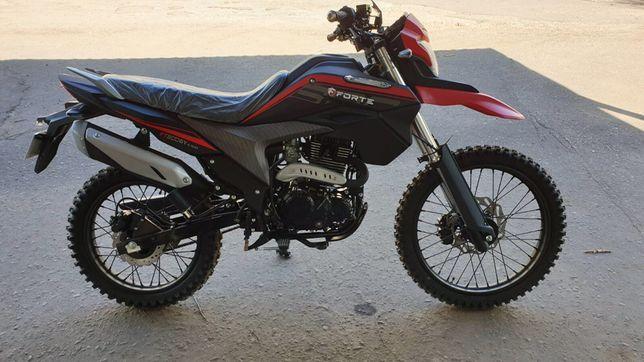 Мотоцикл FORTE FT300 (Красный)