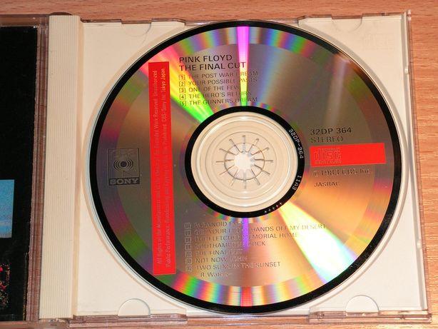 Pink Floyd - The Final Cut 32DP-364 Japan