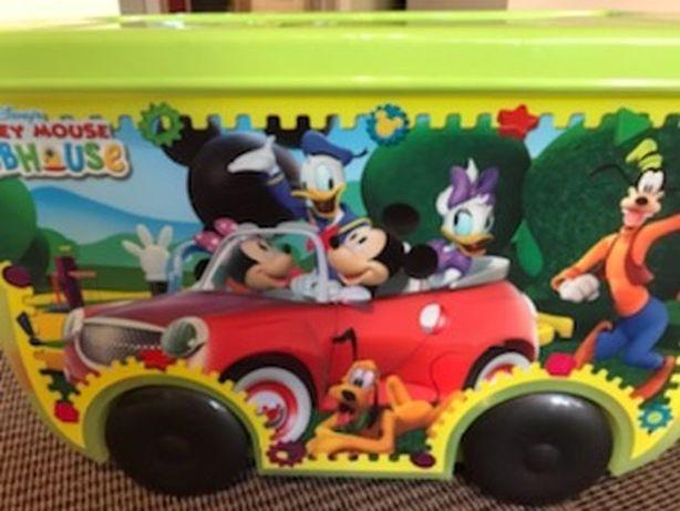 Kontener na zabawki Myszka Miki