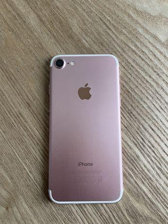 iPhone 7 różowy 32gb rose gold