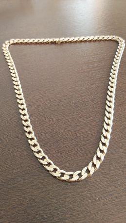Łańcuszek złoty 14k