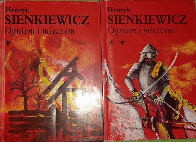 Henryk Sienkiewicz - Trylogia - Ogniem i mieczem