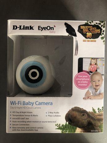 Camara D-Link Eye On Baby Monitor