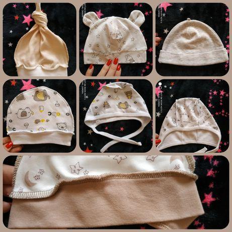 Шапки, шапка, шапочка, шапочка для новорожденного