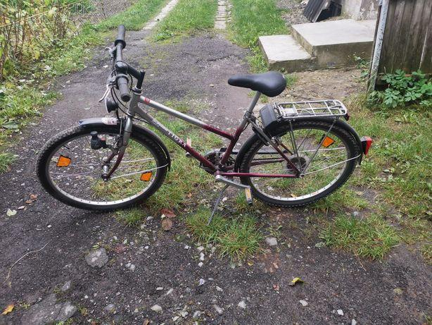 Велосипед з-за кордону