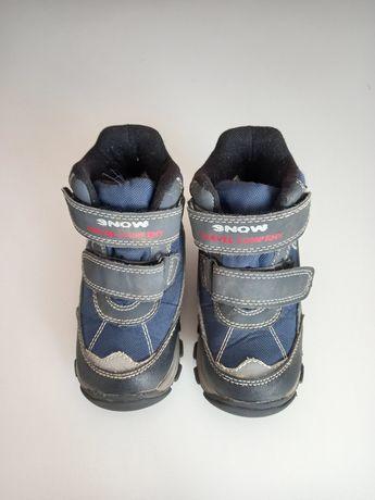 Buty zimowe 24. Chłopięce