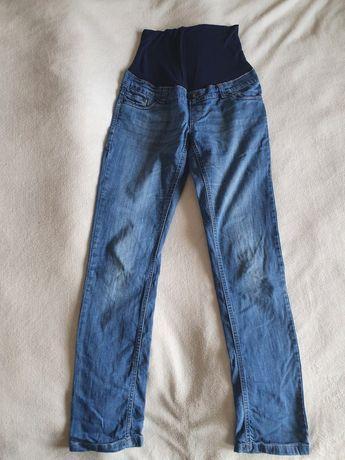 Jeansy ciążowe r. M/L