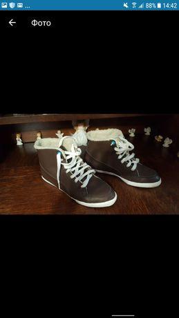 Ботинки зимние Puma