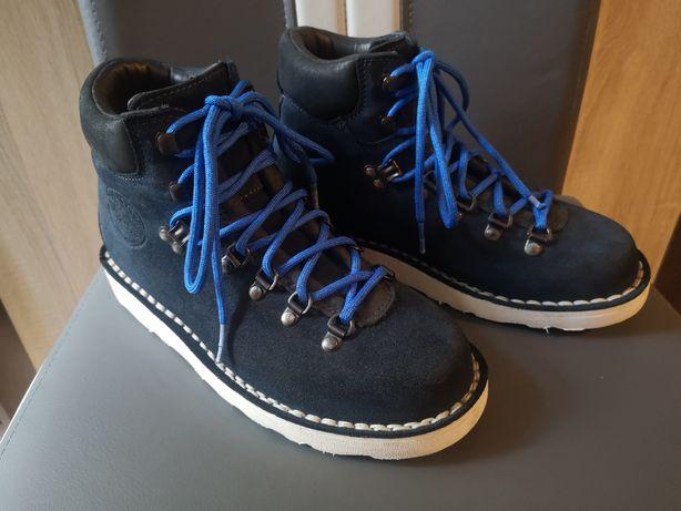 Buty włoskie Diemme wysokiej jakości, rozmiar 38, wkładka 24 cm