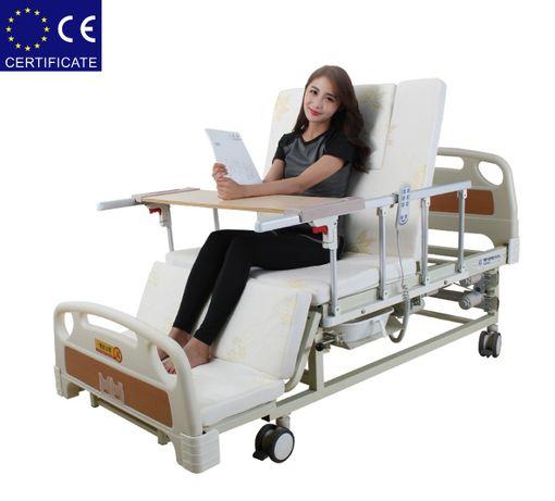 Медицинская функциональная кровать с туалетом для инвалидов Е20